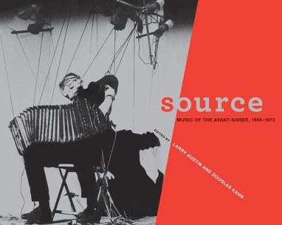 Source: Music of the Avant-garde, 1966 1973 (Paperback)