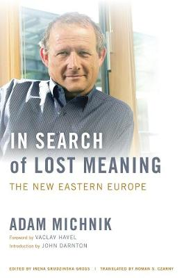 In Search of Lost Meaning: The New Eastern Europe (Hardback)