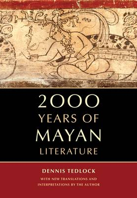 2000 Years of Mayan Literature (Paperback)