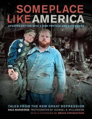 Someplace Like America: Tales from the New Great Depression (Paperback)