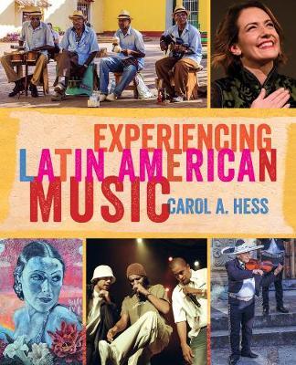 Experiencing Latin American Music (Paperback)