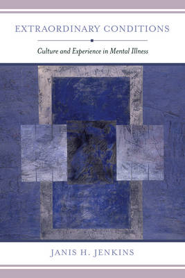 Extraordinary Conditions: Culture and Experience in Mental Illness (Paperback)