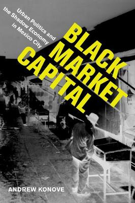 Black Market Capital: Urban Politics and the Shadow Economy in Mexico City (Paperback)