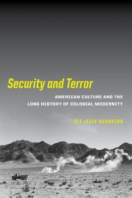 Security and Terror: American Culture and the Long History of Colonial Modernity (Paperback)