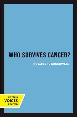 Who Survives Cancer? (Paperback)