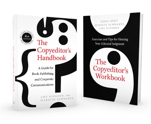 The Copyeditor's Handbook and Workbook: The Complete Set (Paperback)