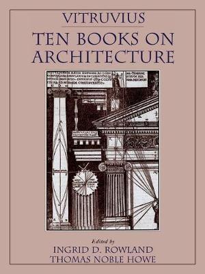 Vitruvius: 'Ten Books on Architecture' (Paperback)
