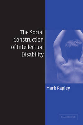 The Social Construction of Intellectual Disability (Paperback)