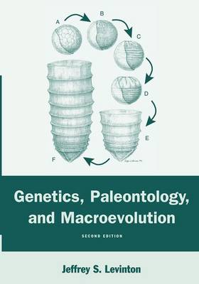 Genetics, Paleontology, and Macroevolution (Paperback)