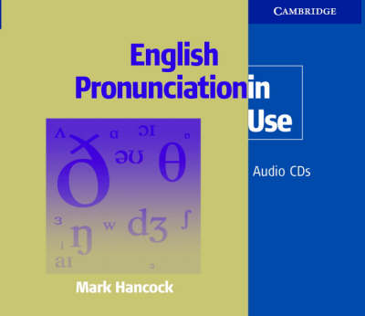 English Pronunciation in Use Audio CD Set (4 CDs) - English Pronunciation in Use (CD-Audio)