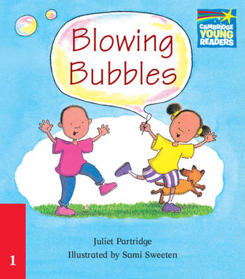 Blowing Bubbles Level 1 ELT Edition (Paperback)