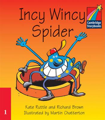 Incy Wincy Spider Level 1 ELT Edition (Paperback)