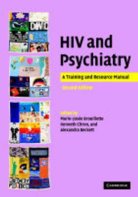 HIV and Psychiatry: Training and Resource Manual (Paperback)