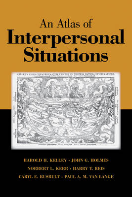 An Atlas of Interpersonal Situations (Paperback)