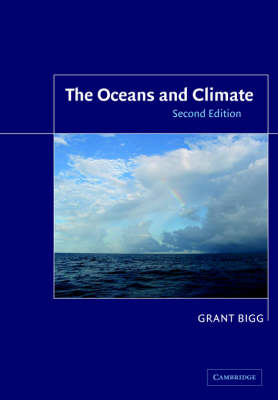 The Oceans and Climate (Paperback)