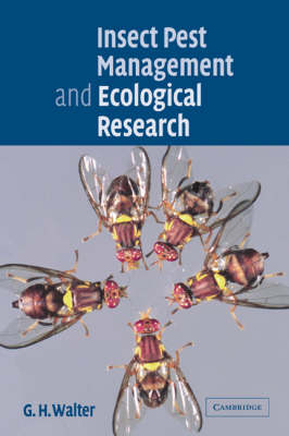 Insect Pest Management and Ecological Research (Paperback)
