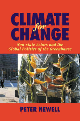 Climate for Change: Non-State Actors and the Global Politics of the Greenhouse (Paperback)