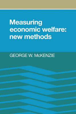 thesis on welfare economics Welfare economics economists can give very useful guidance to society on matters of efficiency, but their value judgements on matters of distribution are no better than anyone else's when economists say that a particular government policy or an institutional change (that is, change in the rules.