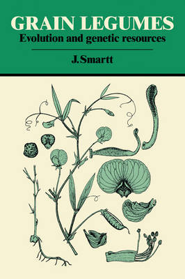 Grain Legumes: Evolution and Genetic Resources (Paperback)