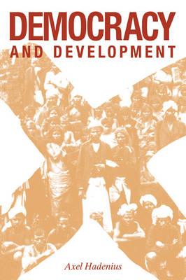Democracy and Development (Paperback)