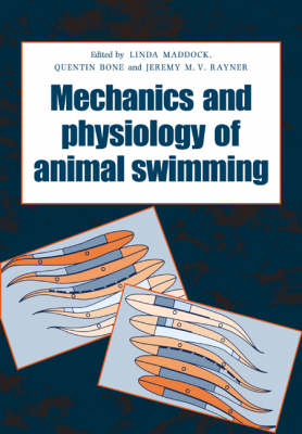 The Mechanics and Physiology of Animal Swimming (Paperback)