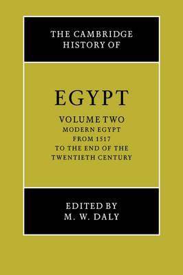 The Cambridge History of Egypt - The Cambridge History of Egypt Volume 2 (Paperback)