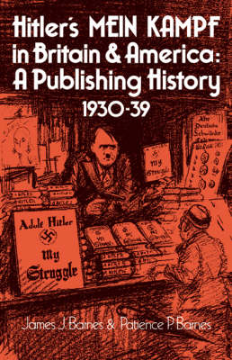 Hitler's Mein Kampf in Britain and America: A Publishing History 1930-39 (Paperback)