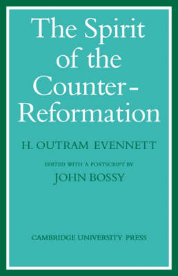 The Spirit of the Counter-Reformation (Paperback)
