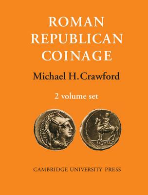 Roman Republican Coinage (Hardback)