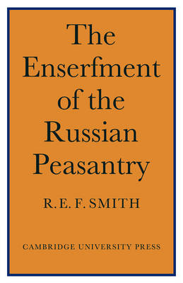 Enserfment Russian Peasant (Paperback)
