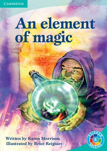 An Element of Magic: Earth and Beyond - Earth and Beyond (Paperback)