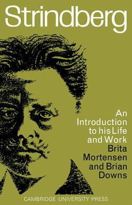 Strindberg (Paperback)