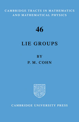 Lie Group (Paperback)
