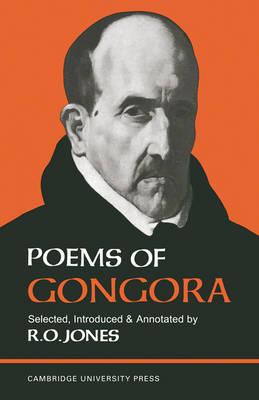 Poems of Gongora (Paperback)