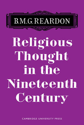 Rlgious Thought 19 Century (Paperback)