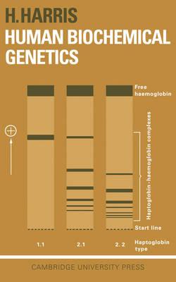 Human Biochemical Genetics (Paperback)