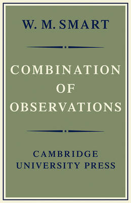 Combination of Observations (Paperback)