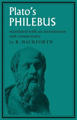 Plato's Philebus (Paperback)