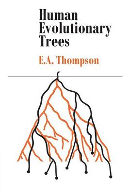 Human Evolutionary Trees (Paperback)
