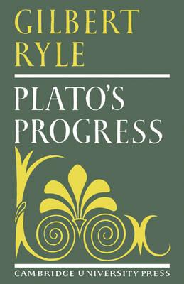 Plato's Progress (Paperback)