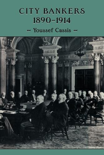 City Bankers, 1890-1914 (Paperback)