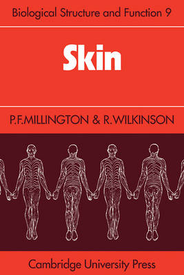 Skin - Biological Structure and Function Books 9 (Paperback)