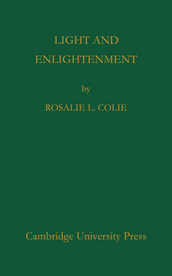 Light and Enlightenment (Paperback)