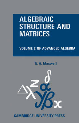 Algebraic Structure and Matrices Book 2 (Paperback)