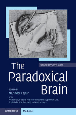 The Paradoxical Brain (Hardback)