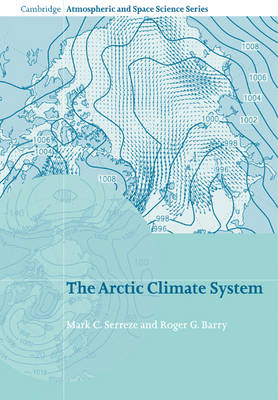 The Arctic Climate System - Cambridge Atmospheric and Space Science Series (Paperback)