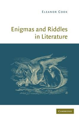 Enigmas and Riddles in Literature (Paperback)