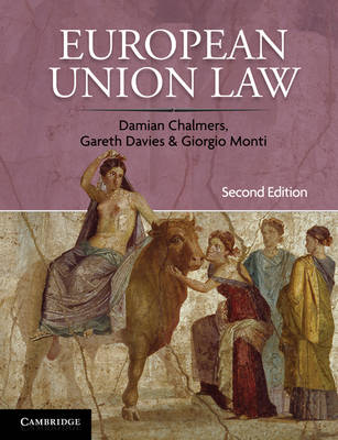 European Union Law: Cases and Materials (Paperback)