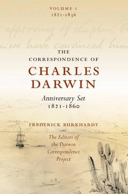 The Correspondence of Charles Darwin 8 Volume Paperback Set: 1821-1860 - The Correspondence of Charles Darwin (Paperback)