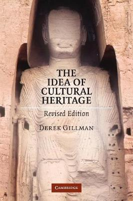 The Idea of Cultural Heritage (Paperback)